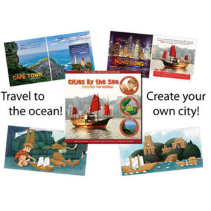 Cities By The Sea Kid's Book