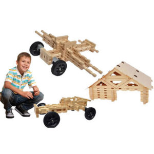 King Set Wooden Toy Set