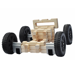 Low Rider Wheeled Vehicle Set